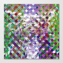 For when the segmentation resounds, abundantly. 08 Canvas Print