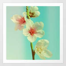 This looks like spring! Art Print