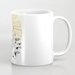 Sun and Moon child Coffee Mug
