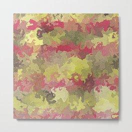 fiery marble 011 Metal Print