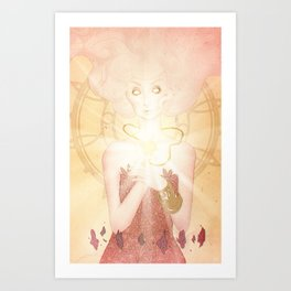 Illumination Art Print