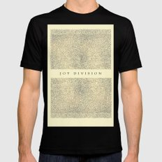 joy division Black Mens Fitted Tee X-LARGE