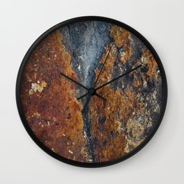 GeologyRocks-38 Wall Clock