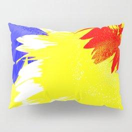 Flora Abstracta Pillow Sham