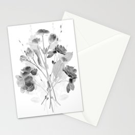 Dead Bouquet Stationery Cards