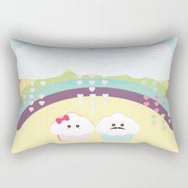 Cupcake Love Rectangular Pillow