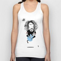 dave grohl Tank Tops featuring Dave Grohl  by L O L A S O Y