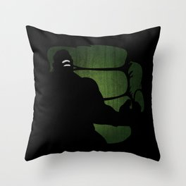 SuperHeroes Shadows : Hulk Throw Pillow
