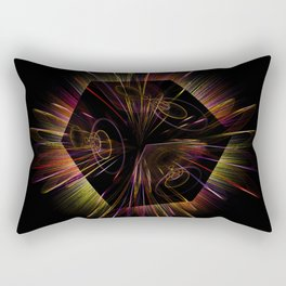 Light show 4 Rectangular Pillow