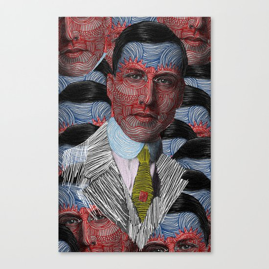 Jouett Shouse Canvas Print