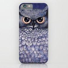 La Sagesse du Hibou (The Blue Owl) iPhone 6s Slim Case