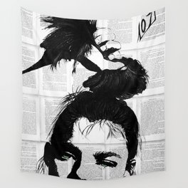 Can be bw Wall Tapestry