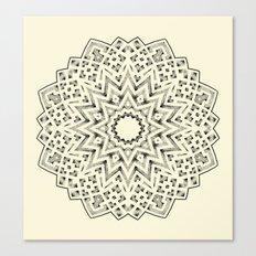 Mandala 6 Canvas Print