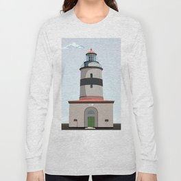 The lighthouse of Falsterbo Long Sleeve T-shirt