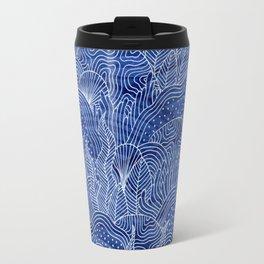 Coral Reef - Indigo Travel Mug