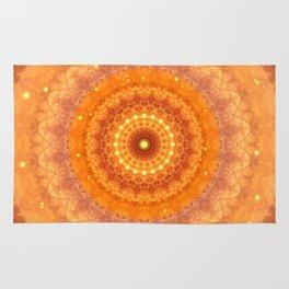 Mandala Divine Power Rug