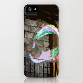 Soap bubble G iPhone Case
