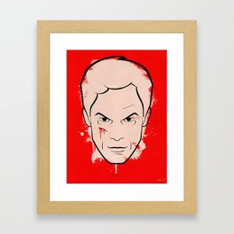 Dexter Morgan - Dexter Framed Art Print