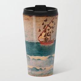 BUTTERFLY MIGRATION Travel Mug