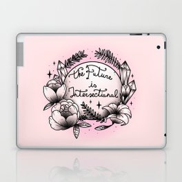 The Future Is Intersectional Laptop & iPad Skin