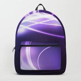 Nebula Abstract Glow Backpack