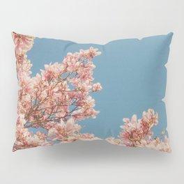 Pink Blossoms Pillow Sham