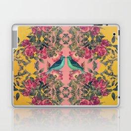 Love Birds II (yellow version) Laptop & iPad Skin