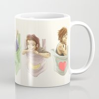pocket Mugs featuring Pocket 1D by Aki-anyway