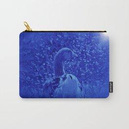 Oie dans les jardins de carrouges by GEN Z Carry-All Pouch