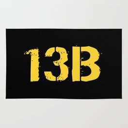 13B Cannon Crewmember Rug