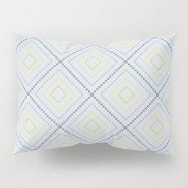 Cross-Stitch Pillow Sham