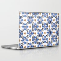 morocco Laptop & iPad Skins featuring Morocco by Charlotte Rigby