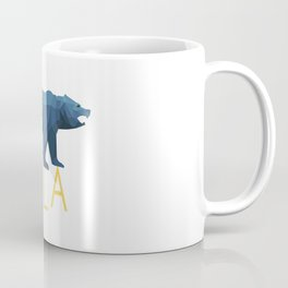 UCLA Geometric Bruin Coffee Mug