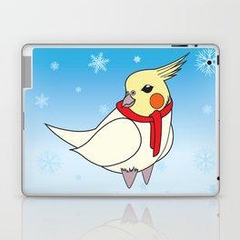Holiday Cockatiel Laptop & iPad Skin