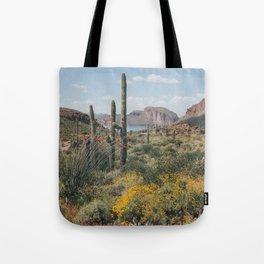 Arizona Spring Tote Bag