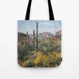 Arizona Spring Tote Bag