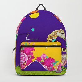 Lonely unicorn Backpack