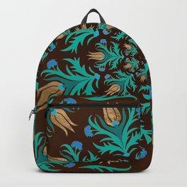Turkish tulip - Ottoman tile 17 Backpack