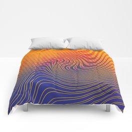 Moiré, No. 9 Comforters