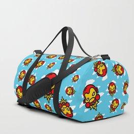 I´m Invincible Duffle Bag