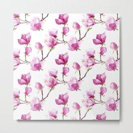 magnolia garden Metal Print