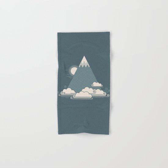 Cloud Mountain Hand & Bath Towel