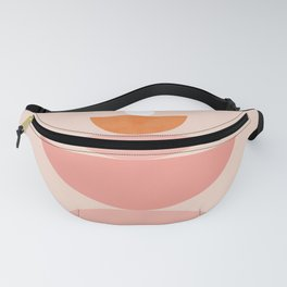 Abstraction_Balance_Mountains_Minimalism_001 Fanny Pack