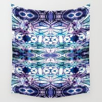 cosmic Wall Tapestries featuring Cosmic by CrystalFairy
