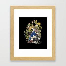 fairy tale ii. Framed Art Print