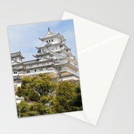 Himeji Castle in Japan Stationery Cards