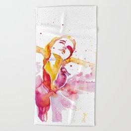 Reverie  Maria Lvova Beach Towel