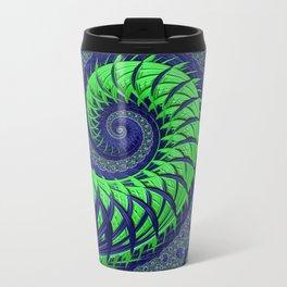 Seahawks Spiral Travel Mug