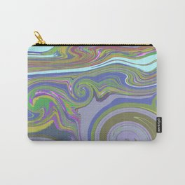BRIGHT MIX Carry-All Pouch