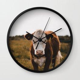 I'm Looking at You Wall Clock